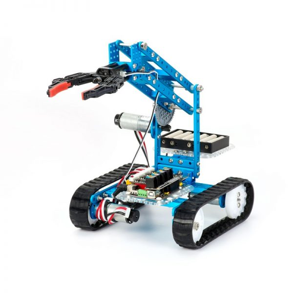 mbot-Ultimatev2-0-Makeblock-90040-Robotic-ArmTank
