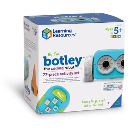 Botley Coding Robot 77 piece activity Set