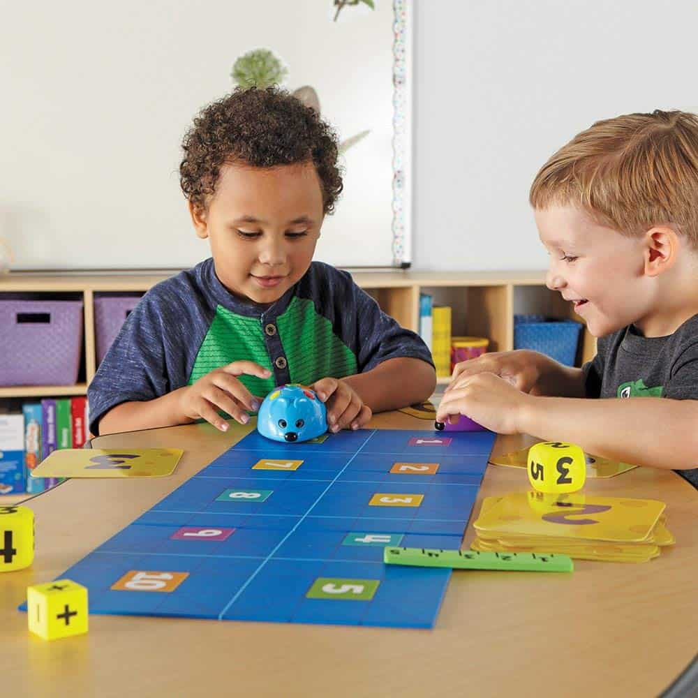 Juegos de matemáticas para niños educación infantil