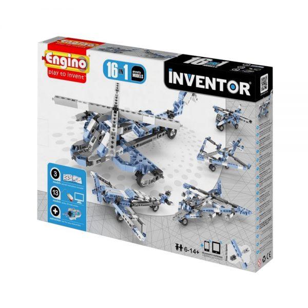 Inventor 16 en 1 – Aeronaves