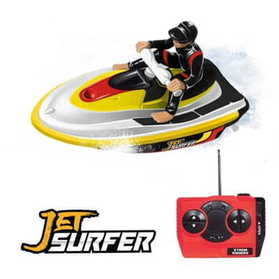 Jet surfer