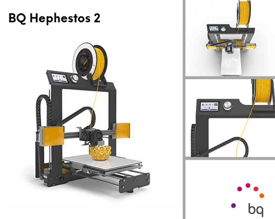 Impresoras 3D BQ Hephestos 2