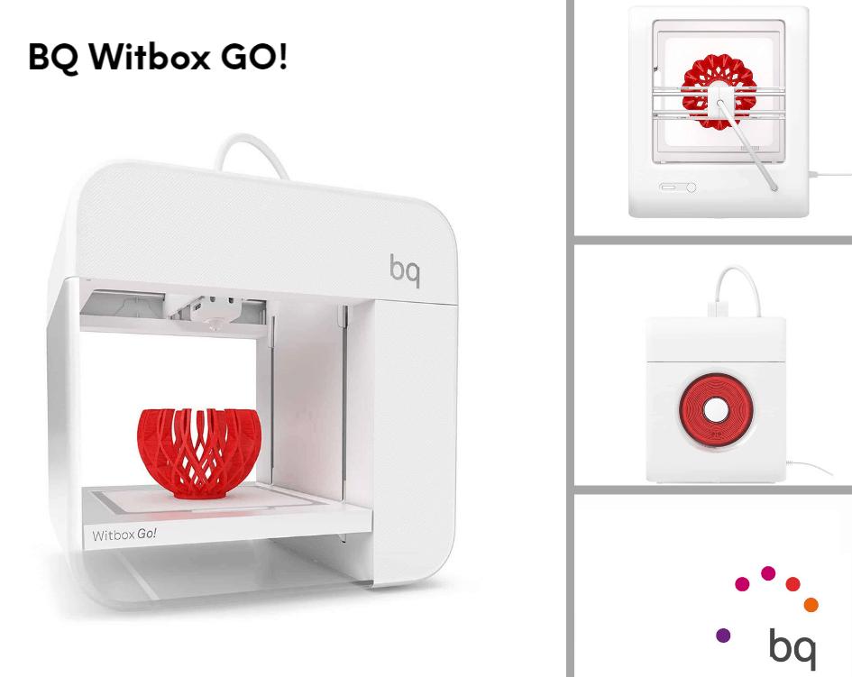 Impresoras 3D BQ Witbox GO!