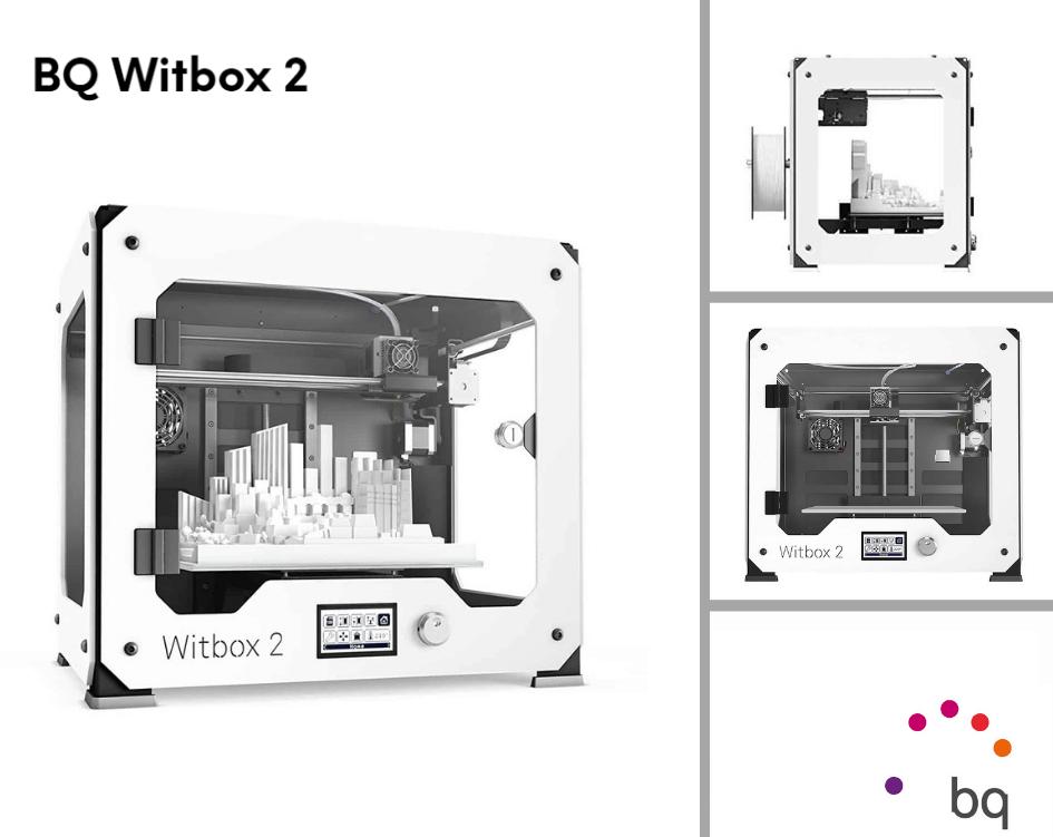Impresoras 3D BQ Witbox 2