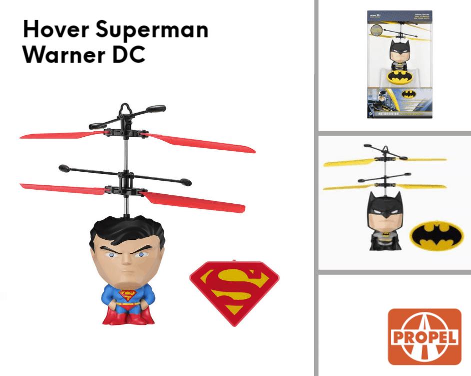 drones batman superman