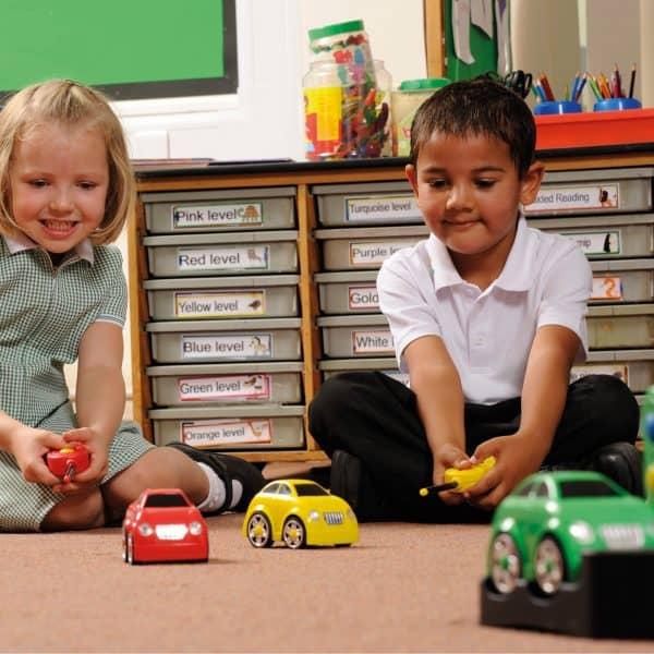 easi-cars dos niños