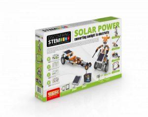 Juguete aprender energía solar